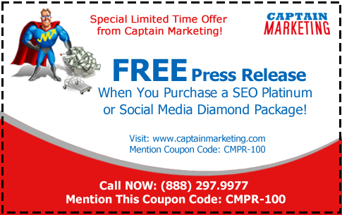 Press Release Coupon