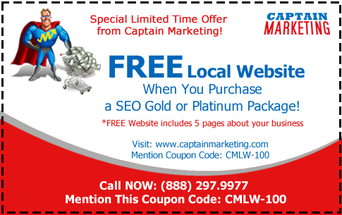 Free Website Coupon